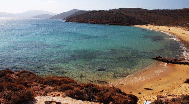 Agios Sostis beach, Mykonos