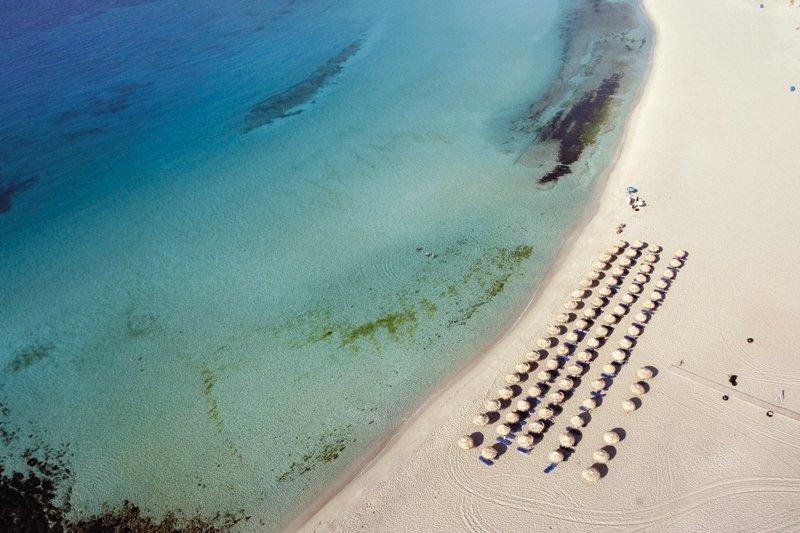 Elafonissos beach, Lakonia