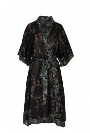 Mitos_SS18_Beach_Long_Kimono_Garden_Black