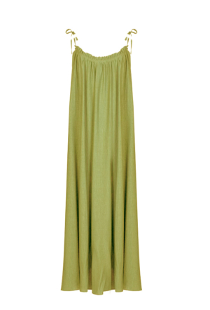 LIZ BOHO DRESS GREEN_01