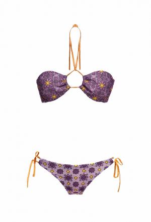 MITOS Sahra bandeau in Purple